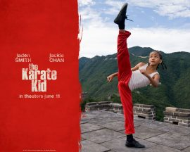Papel de parede Karate Kid – Jaden Smith