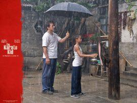 Papel de parede Karate Kid – Treino
