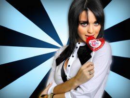 Papel de parede Katy Perry – I Love You