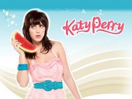 Papel de parede Katy Perry – Melancia