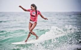 Papel de parede Kelia Moniz, Surfista da Roxy