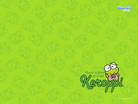 Papel de parede Keroppi – Fofo