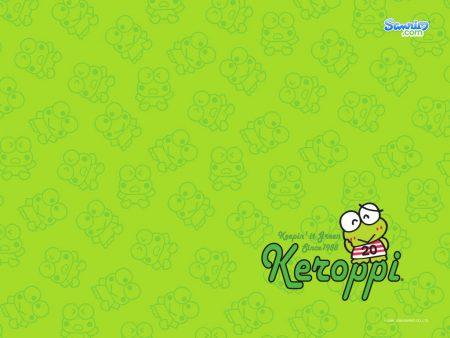 Papel de parede Keroppi – Fofo para download gratuito. Use no computador pc, mac, macbook, celular, smartphone, iPhone, onde quiser!