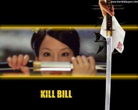 Papel de parede Kill Bill
