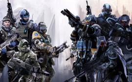 Papel de parede Killzone Shadow Fall – Multiplayer
