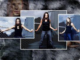 Papel de parede Kristin Kreuk