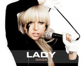 Papel de parede Lady Gaga – Cantora