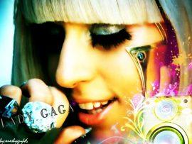 Papel de parede Lady Gaga – Pop