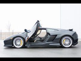 Papel de parede Lamborghini 2006