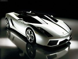 Papel de parede Lamborghini Concept