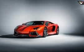 Papel de parede Lamborghini Aventador V LP 740