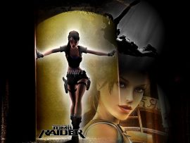 Papel de parede Lara Croft