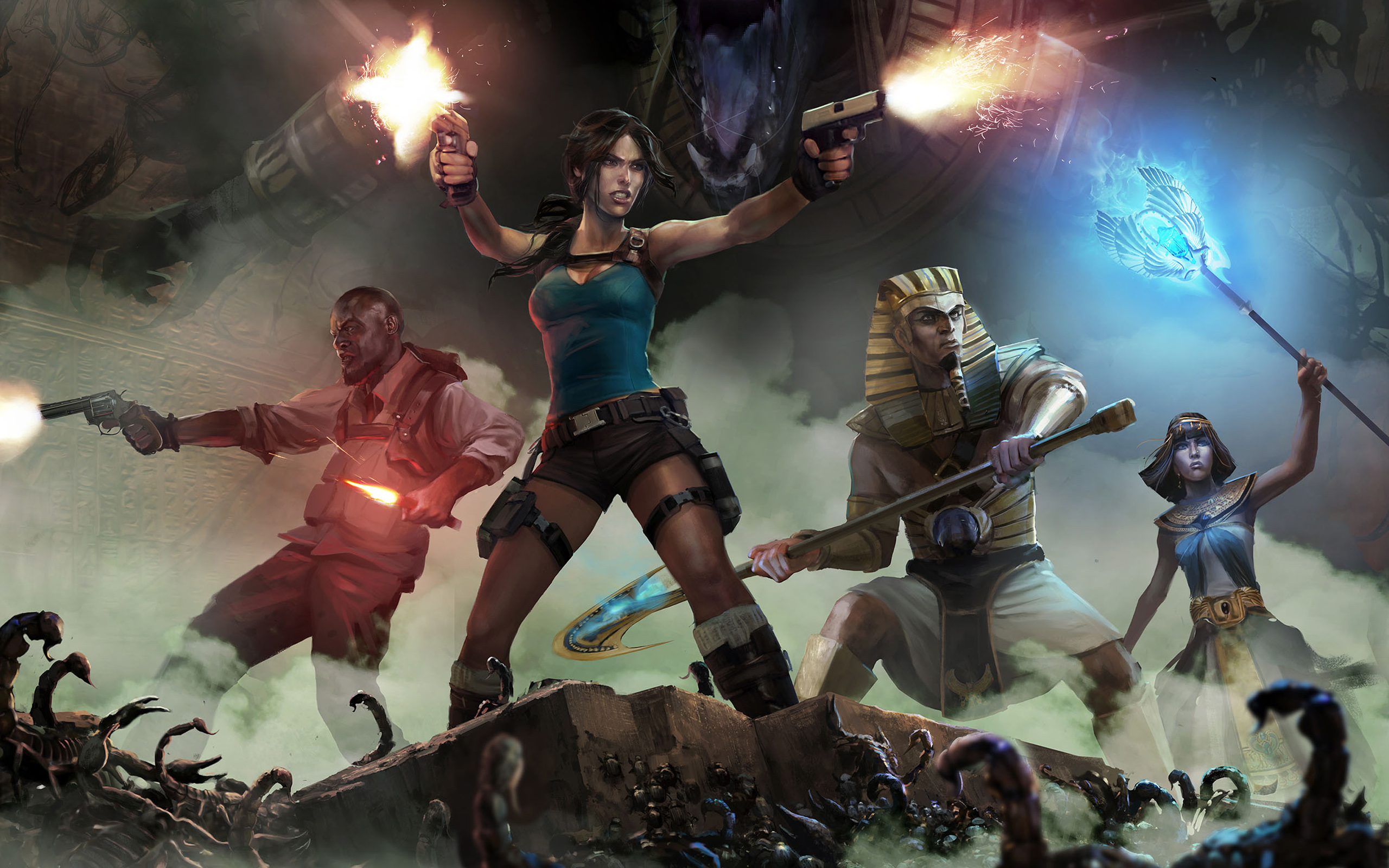 Papel de parede Lara Croft e o Templo de Osíris para download gratuito. Use no computador pc, mac, macbook, celular, smartphone, iPhone, onde quiser!