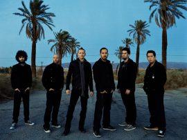 Papel de parede Linkin Park na Ásia