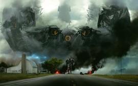 Papel de parede Transformers 4: Lockdown