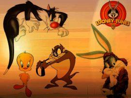 Papel de parede Looney Tunes – Clássicos