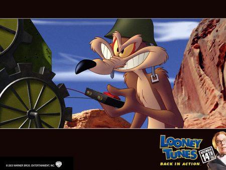 Papel de parede Looney Tunes – Coiote para download gratuito. Use no computador pc, mac, macbook, celular, smartphone, iPhone, onde quiser!