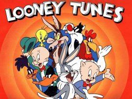 Papel de parede Looney Tunes – Turma