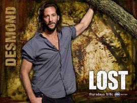 Papel de parede Lost – Desmond