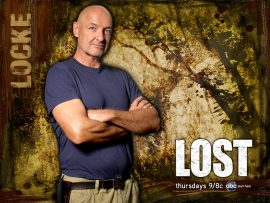 Papel de parede Lost – John Locke
