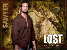 Papel de parede Lost – Sawyer