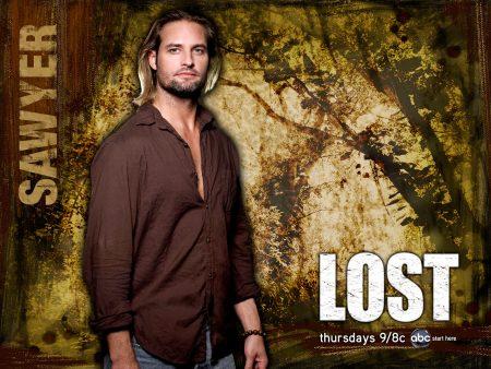 Papel de parede Lost – Sawyer para download gratuito. Use no computador pc, mac, macbook, celular, smartphone, iPhone, onde quiser!