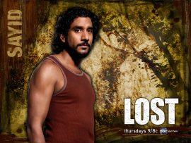 Papel de parede Lost – Sayid
