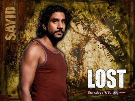 Papel de parede Lost – Sayid para download gratuito. Use no computador pc, mac, macbook, celular, smartphone, iPhone, onde quiser!