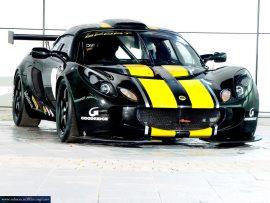 Papel de parede Lotus exige GT3