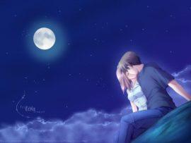 Papel de parede Love anime