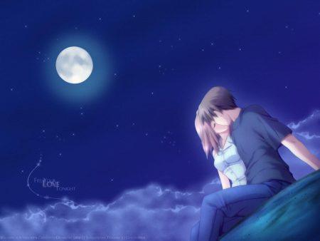 Papel de parede Love anime para download gratuito. Use no computador pc, mac, macbook, celular, smartphone, iPhone, onde quiser!