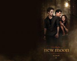 Papel de parede Lua Nova #3