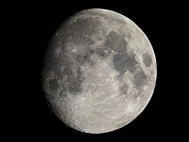Papel de parede Lua – Satélite da Terra