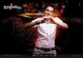 Papel de parede Luan Santana – Amor