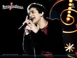 Papel de parede Luan Santana – Música