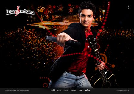 Papel de parede Luan Santana – Sertanejo para download gratuito. Use no computador pc, mac, macbook, celular, smartphone, iPhone, onde quiser!