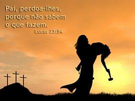 Papel de parede Lucas 23:34