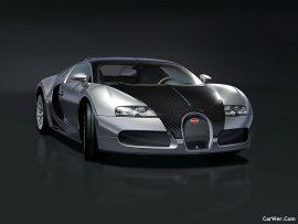 Papel de parede Luxo e Bugatti