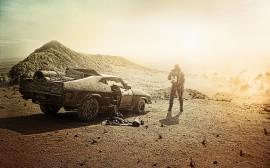 Papel de parede Mad Max: Estrada da Fúria