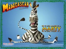 Papel de parede Madagascar: Marty