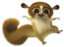 Papel de parede Madagascar: Personagem Lemuri