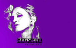 Papel de parede Madonna – Arte