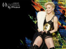 Papel de parede Madonna – Boxe