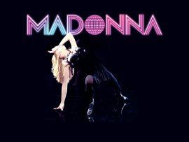 Papel de parede Madonna – Cantora