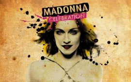 Papel de parede Madonna – Celebration