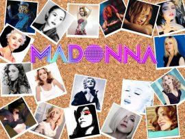 Papel de parede Madonna – Fotos