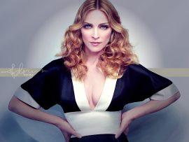 Papel de parede Madonna – Linda