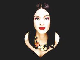 Papel de parede Madonna – Morena