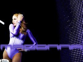 Papel de parede Madonna – Música