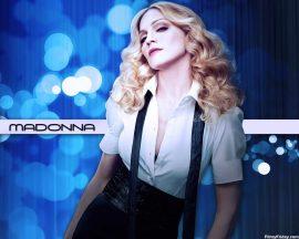 Papel de parede Madonna – Rainha do Pop